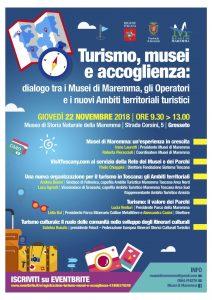 locandina evento 22 novembre