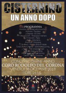 Cisternino concerto Rodolfo del Corona