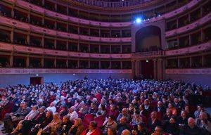 Il Goldoni al Concerto di Capodanno 2018 (Foto Bizzi_Archivio Goldoni)
