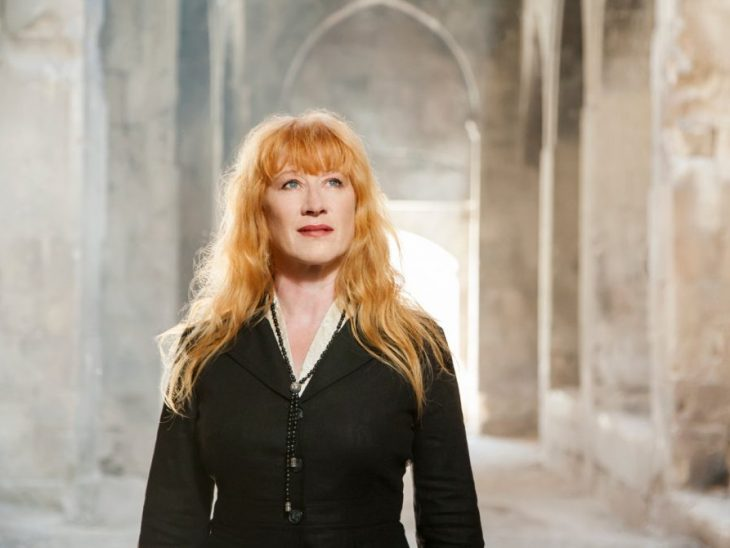 Loreena McKennitt – Richard Haughton – lm-c 2207 pic