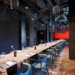 Ristorante social table 2