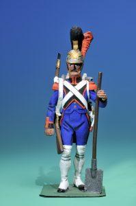 soldatini Francia Genio
