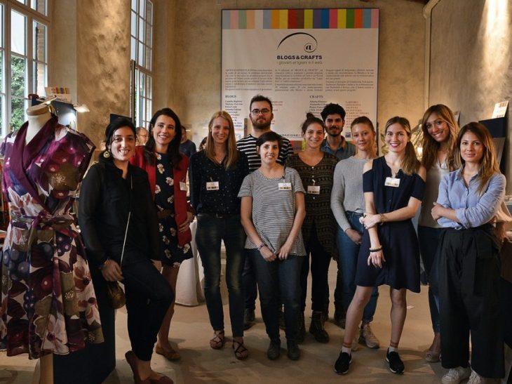 2018_Artigianato e Palazzo_ Crafts foto di gruppo ph Francesca Lotti