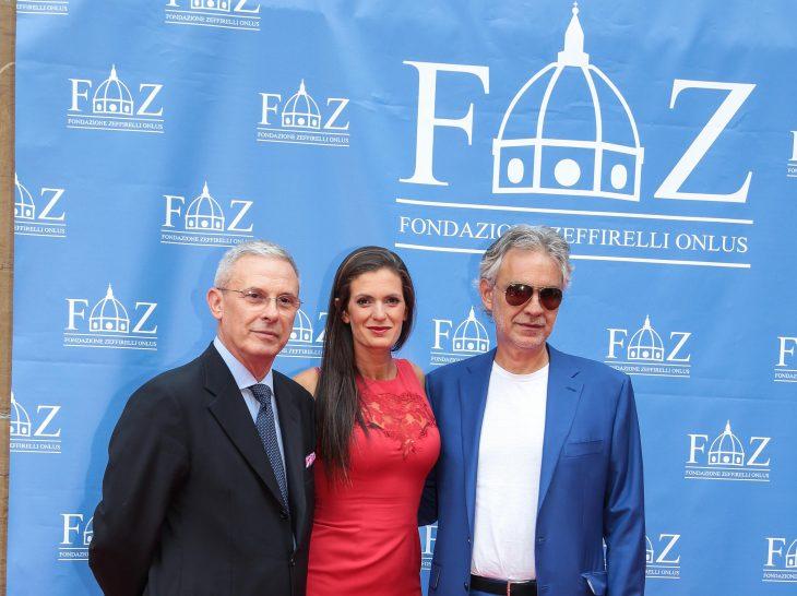 Pippo Zeffirelli_Veronica e Andrea Bocelli