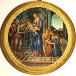 Filippino Lippi_Madonna col Bambino e angeli_1485-1486