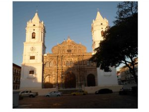 Foto 1, Basilica di Santa Maria la Antigua, Panamà