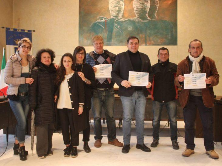 Foto presentazione IoNonSprecoAzzurra