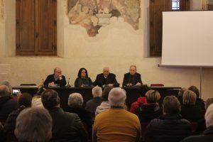 Foto presentazione libro Giuseppe Vezzoni Giorno della Memoria