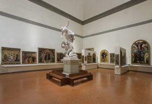 Galleria dell'Accademia di Firenze – Sala del Colosso