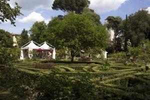 Giardino Corsini durante AeP ph Olivia Micillo