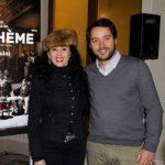 La direttrice di Boheme Gianna Fratta e il regista Jao C. Aboim