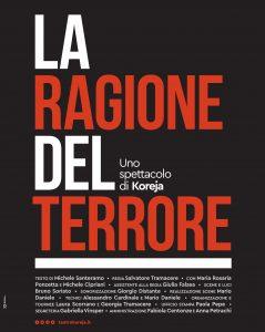 LA RAGIONE DEL TERRORE_Manifesto