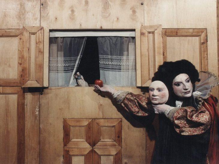 Biancaneve-Teatro del Carretto