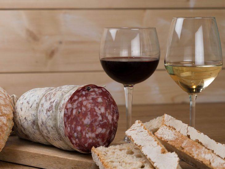 Finocchiona IGP+vini