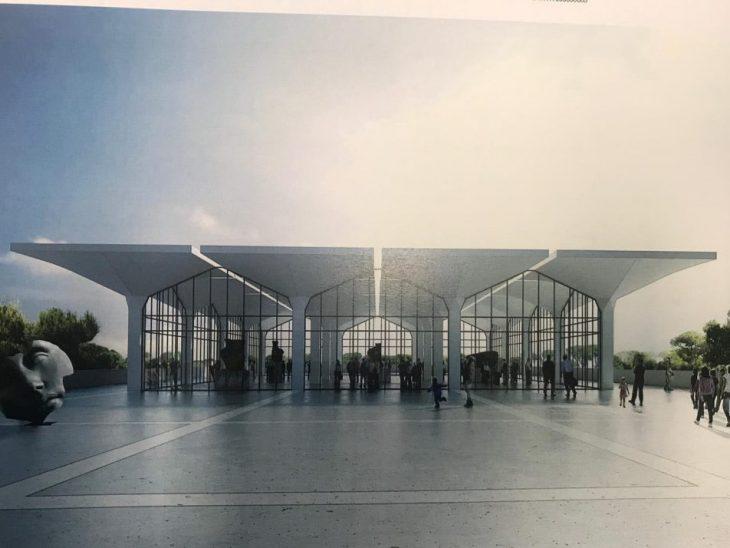 Foto rendering Museo Mioraj