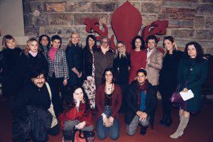 I finalisti del Premio Profumi di Boboli 2019 foto Edoardo Abruzzese