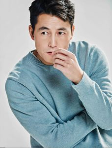 Jung Woo-sung verticale