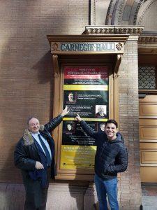 Lanzetta Carnegie Hall