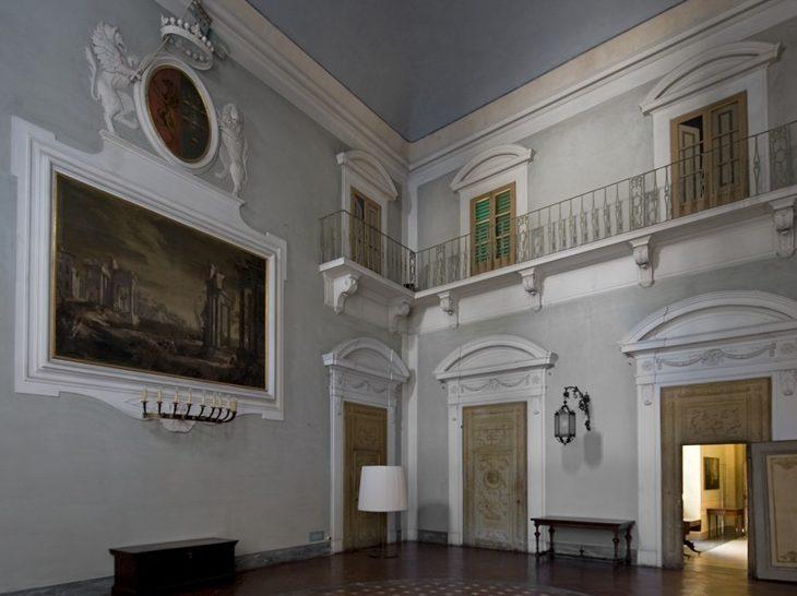 Sala da Ballo – Casa Martelli