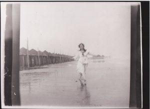 12 Isadora  am Strand von Venedig  CofDTK
