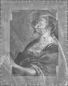 Artemisia Gentileschi_Santa Caterina__Radiografia rid