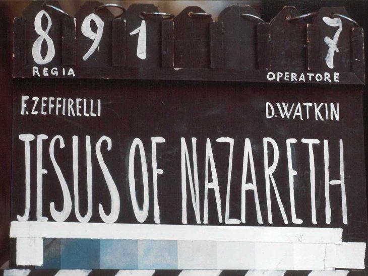 Ciak Gesù di Nazareth