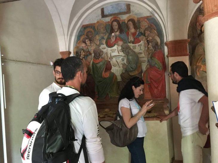 #esploratoridarte – foto archivio 2018 – San Vivaldo