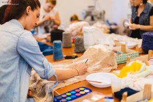 Studenti dello IEd a lavoro allo IED di Firenze foto di Stefano-Casati
