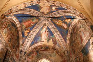 Volta dell'oratorio di Santa Caterina delle Ruote di Spinello Aretino(Bagno_a_Ripoli) bassa