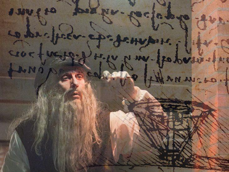 4 LOW – Essere Leonardo Da Vinci_ ph. Giovanni Gastel