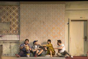 Bohème_I_cast_Alaimo (Marcello)_Bonsignore (Schaunard)_Demuro (Rodolfo)_Stavinsky (Colline)_MG_4187©RoccoCasaluci