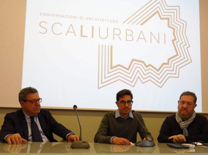 Da sinistra Roberto Pullerà, Stefano Passamonti e Daniele Menichini
