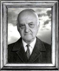 Gilbert Garcin (portrait officiel)