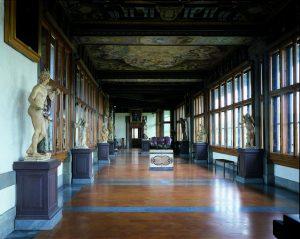 Interno Corridoio Uffizi