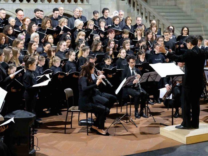 Orchestra Giovanile di Arezzo e Coro voceincanto