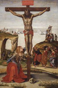 Signorelli Crocifissione