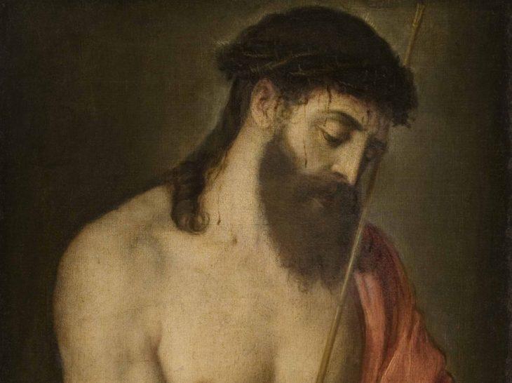 Tiziano Ecce Homo
