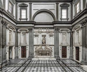 Tomba di Lorenzo de Medici nella Sagrestia Nuova. Ph Andrea Jemolo