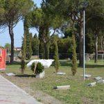 Venturina Parco Memoria Allestimento