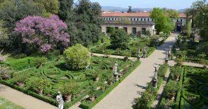 2_Giardino Corsini dall'alto