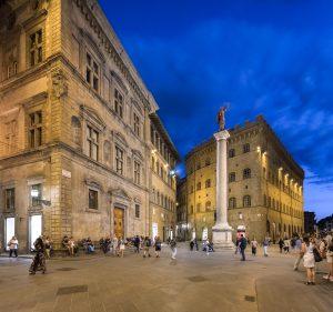 Piazza Santa Trinita – Firenze