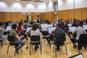 LaFil Filarmonica di Milano_prove con Daniele Gatti_25 aprile 2019_photo credits Francesco Prandoni