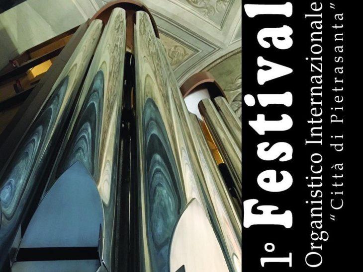 Locandina Festival Organistico