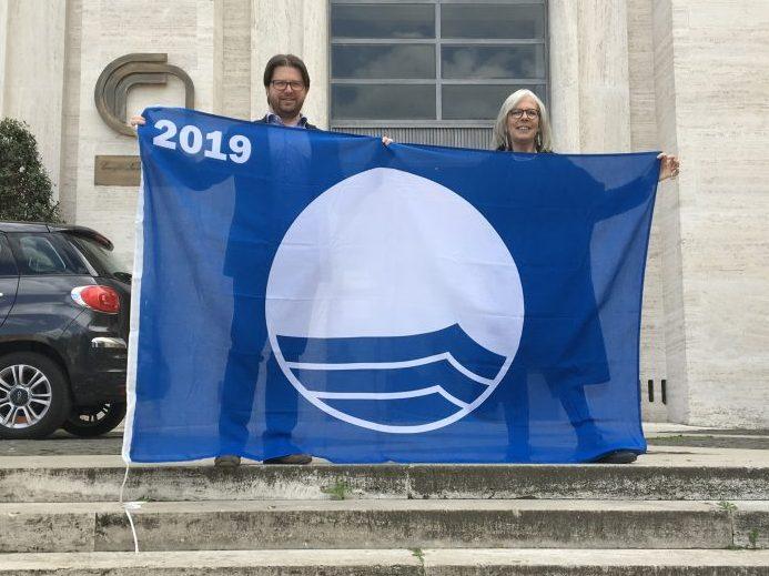 Consegna Bandiere Blu 2019