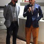 Daniele Dainelli con Francesco Belais