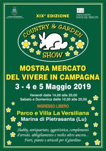 Locandina Country e Garden Show