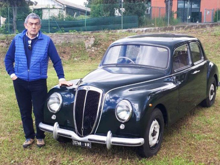 Mauro Morandi Presidente CASV2