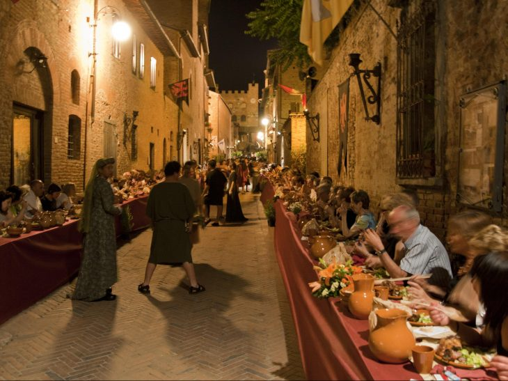 Cena Medievale – foto di Manrico Tiberi