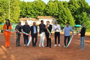 Foto inaugurazione Tennis Apua 2