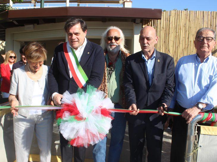 Foto inaugurazione pattinaggio Fiumetto 1